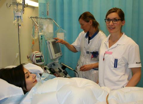 Blodstamcellstransplantation nytt hopp för MS-sjuka
