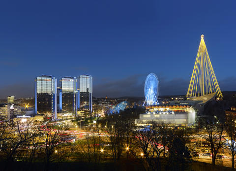 Swedish Exhibition & Congress Centre and Gothia Towers achieve ISO 20121 certification