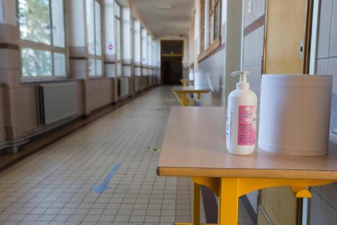 CGSP ENSEIGNEMENT : réaction face aux nouvelles mesures concernant le retour des élèves à l'école.