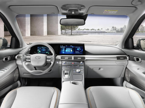 Hyundai Nexo Interior (1)