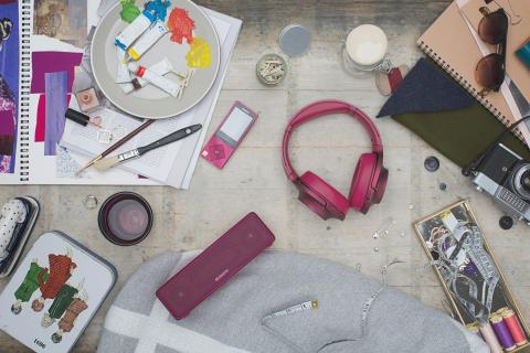 GO. ON. IN. Sony breidt h.ear assortiment uit met hi-res audio-ondersteuning