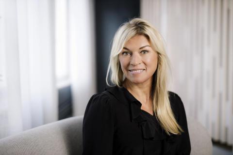 Karin Wickberg - ny marknadschef för Nordiska Kompaniet