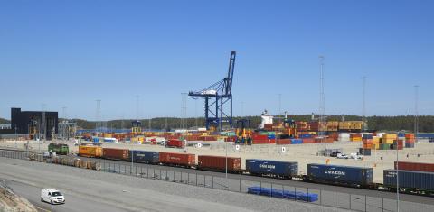 Stockholm Norvik Port