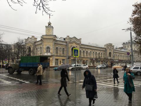 Svensk miljöteknik på export till Moldavien