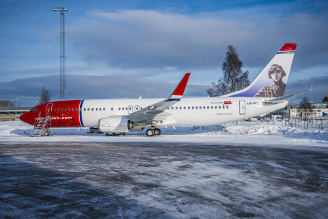 Norwegianin matkustajamäärä kasvoi vahvasti elokuussa