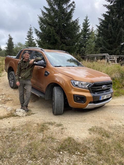 Jakub Vágner je novým ambasadorem českého Fordu