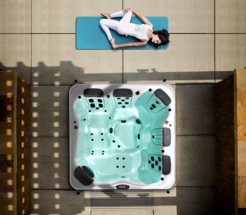 Villeroy & Boch sur le salon Piscina 2019- Un spa hors norme et une nouvelle Fitness Edition