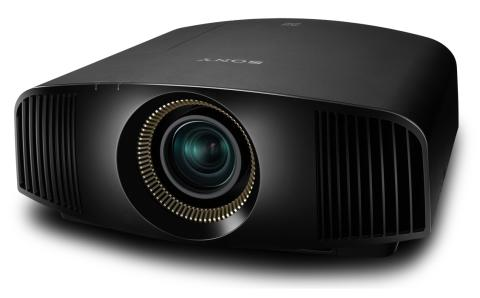 Sony introduceert VPL-VW550ES 4K HDR Home Cinema-projector