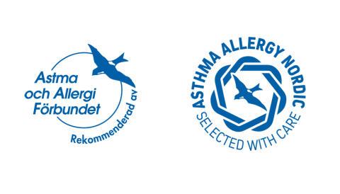 Svalan blir Asthma Allergy Nordic
