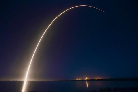 Elektryczny satelita EUTELSAT 117 West B w pełni gotowy do świadczenia usług komercyjnych