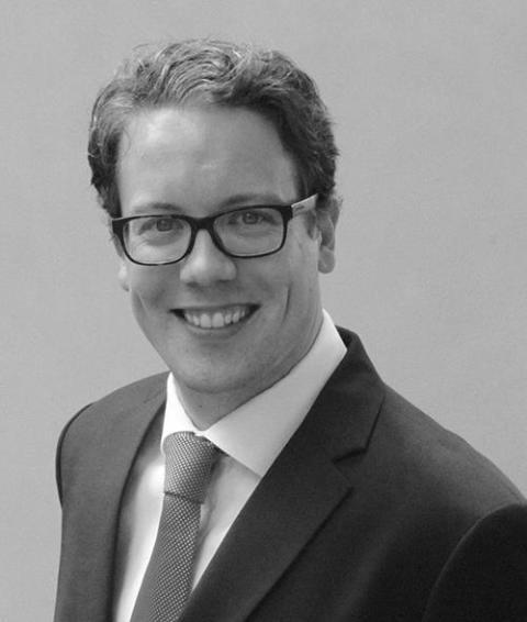 Carl-Friedrich zu Knyphausen - Head of Logistics Development Zalando