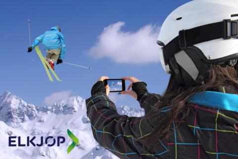 Slik tar du vare på mobiltelefonen i vinterkulden