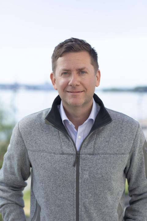 Hurtigruten CEO Daniel Skjeldam