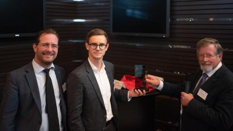 """BPW mit dem ersten """"Osnabrücker Nachhaltigkeits-Award"""" ausgezeichnet"""