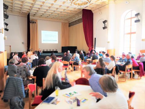 """Erster Basiskurs """"Welterbe"""" für Touristiker in Annaberg-Buchholz"""