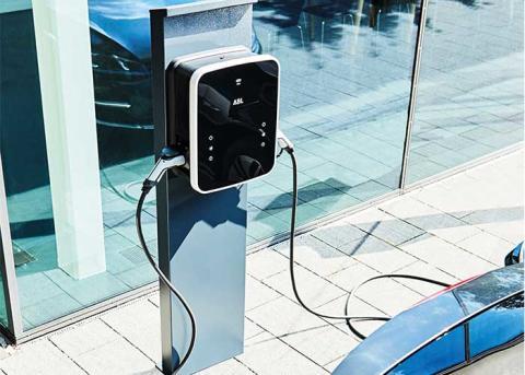 Kan elbilsladdning öka lönsamheten för fastighetsbranschen?