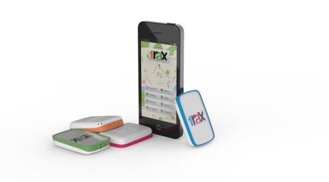 Trax GPS tracker for children and pets