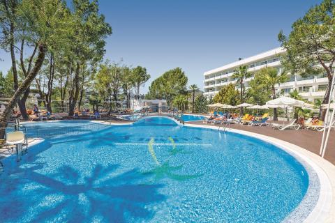 allsun Hotel Bella Paguera Pool