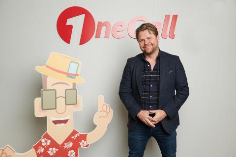 Pål Rune Kaalen, leder for OneCall og MyCall