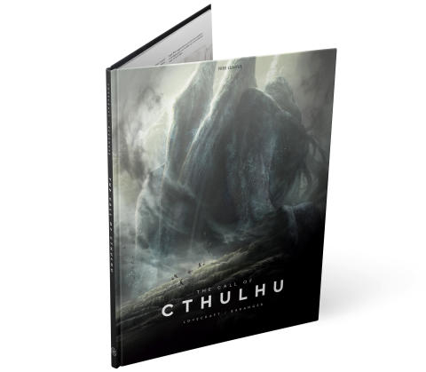 The Call of Cthulhu Illustrated by Baranger Released Today