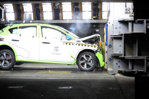 Focus crash test 3