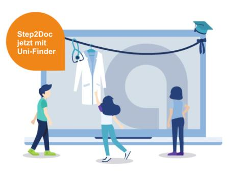 apoBank launcht Uni-Finder: Hier finden Schüler die richtige Universität für ihr Medizinstudium