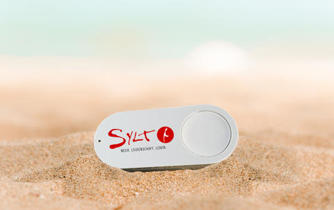 Auf Knopfdruck Sylt – mit dem Sylter Sehnsuchtsbutton