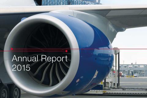 Panalpina Annual Report 2015