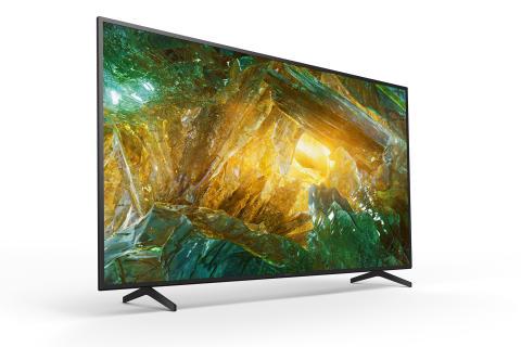 Οι νέες LCD τηλεοράσεις της Sony XH81 και XH80 4K HDR είναι πλέον διαθέσιμες στα καταστήματα