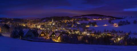 Lichterglanz im Weihnachtsland