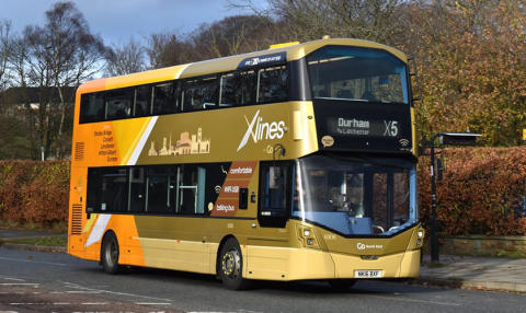 Bus routes serving Shotley Bridge, Consett, Lanchester and Durham get major upgrade