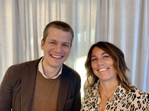 Urbangreen anställer ny CFO och utser ledningsgrupp