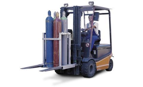 Gasflaskor - 10 viktiga tips för säker transport