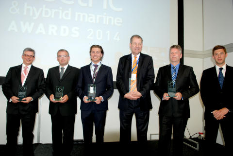 Electric & Hybrid Marine Awards 2014