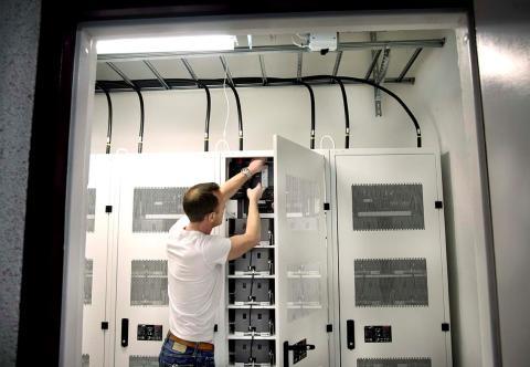 Utvecklingsklustret Energi investerar i energilager som tjänst