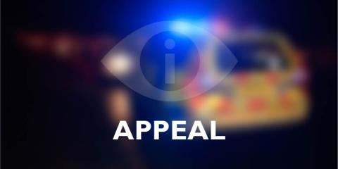 Appeal for witnesses following RTC – Milton Keynes