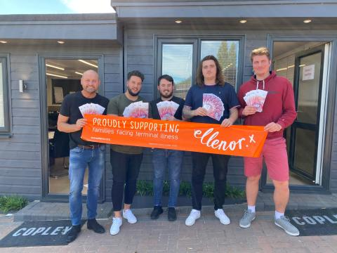 Businesses challenged to turn £50 into charity funds in accumulator challenge