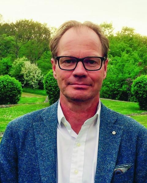 Peter Hamberg, ny VD för Saint-Gobain Sweden