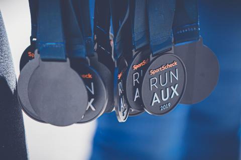 Der RUN in Augsburg wird volljährig und feiert mit 3.000 Läufern