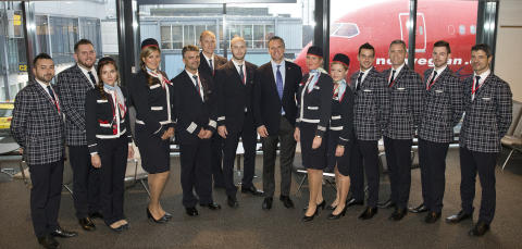 Norwegians første flyvning fra København til Puerto Rico og Sankt Croix er i luften
