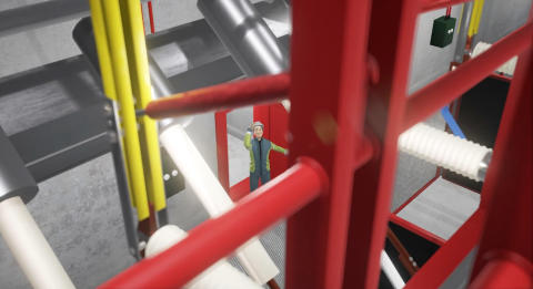 Tänker du på säkerheten när du utför arbete vid elektriska anläggningar?
