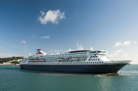 Three Fred. Olsen Cruise Lines ships to undergo multi-million pound refits
