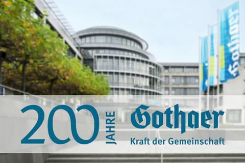 Gothaer Vorstandsteam mit zwei neuen Mitgliedern