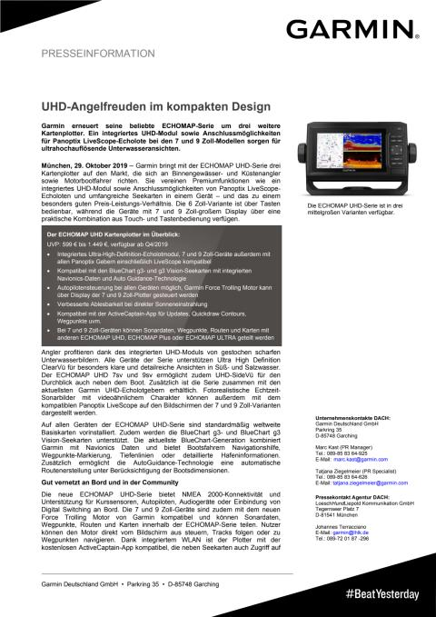 UHD-Angelfreuden im kompakten Design