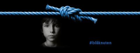 Blå knuten samlar in till mer forskning mot typ 1 diabetes