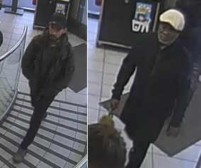 Images released of two witnesses sought in relation to sexual touching case
