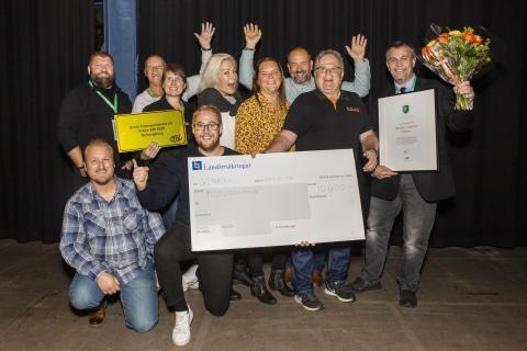 Vinnare Årets Transportskola 2019