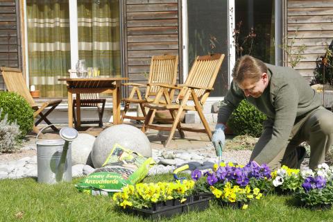 Gartenarbeit 1