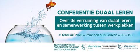 Eerste Conferentie Duaal Leren buigt zich over uitbreiding en betere samenwerking