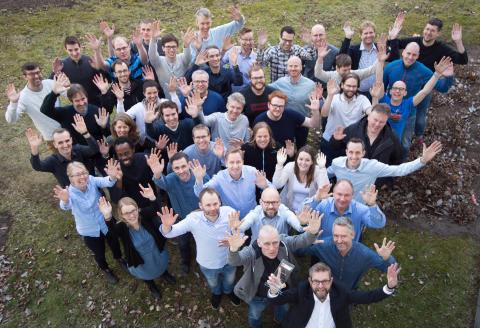 SICK i Linköping – En av Sveriges Bästa Arbetsplatser 2017